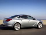 Opel Insignia BiTurbo 2012–13 pictures