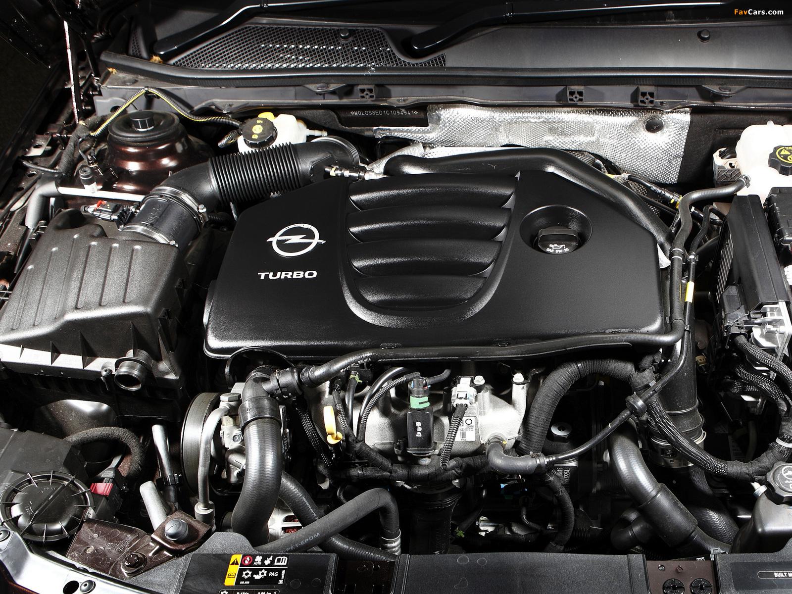 Opel Insignia Turbo Sports Tourer AU-spec 2012–13 pictures (1600 x 1200)
