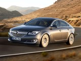 Opel Insignia Hatchback 2013 images