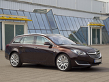Opel Insignia Sports Tourer 2013 images