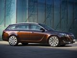 Opel Insignia Sports Tourer 2013 photos