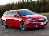 Opel Insignia OPC Sports Tourer 2013 photos