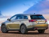 Opel Insignia Country Tourer 2013 photos