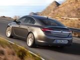 Opel Insignia Hatchback 2013 photos
