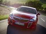 Opel Insignia OPC Sports Tourer 2013 pictures
