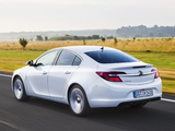 Opel Insignia 2013 pictures