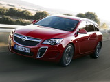 Opel Insignia OPC Sports Tourer 2013 wallpapers