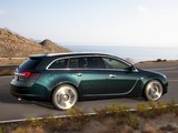 Opel Insignia Sports Tourer 2013 wallpapers