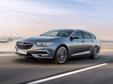 Opel Insignia Sports Tourer 4×4 2017 images