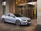 Opel Insignia Grand Sport Turbo D 2017 pictures