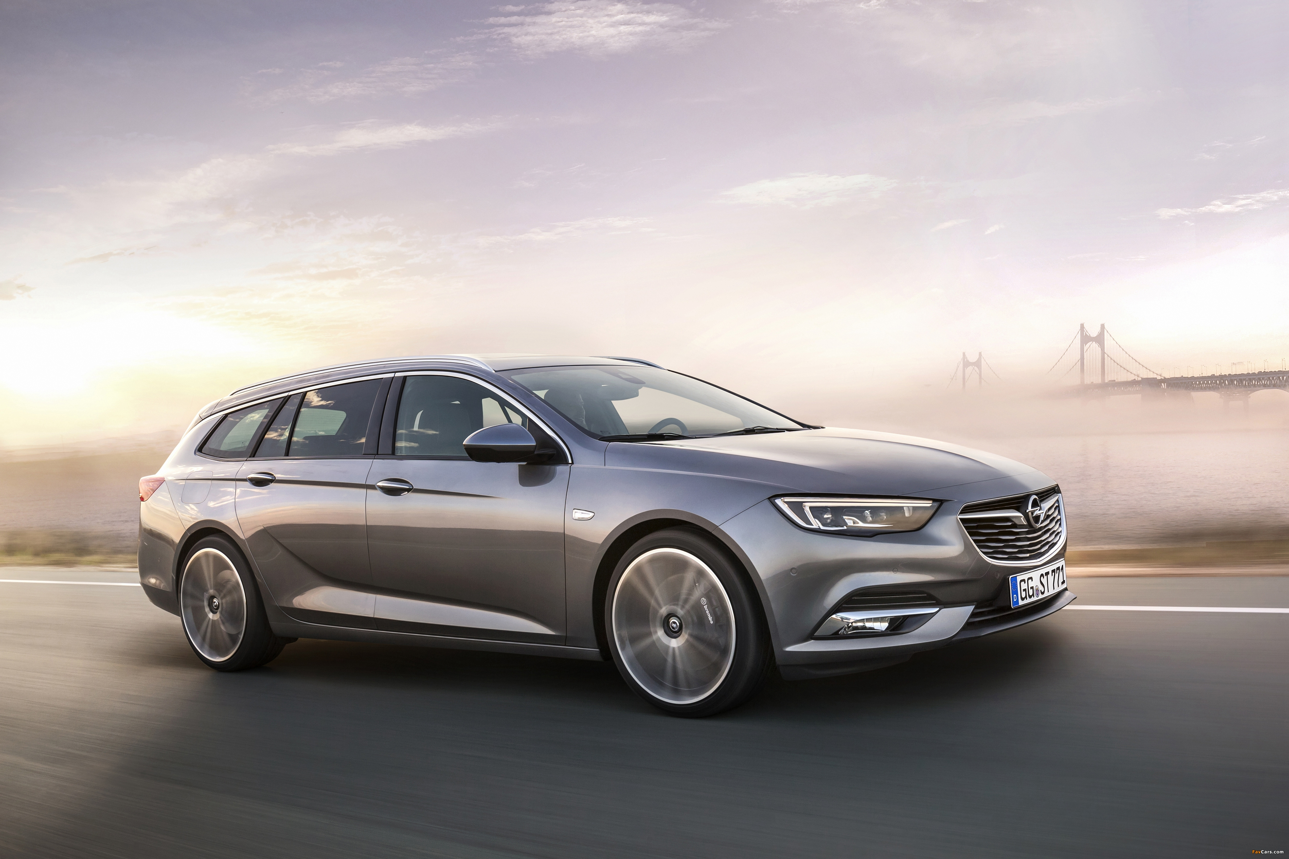 Opel Insignia Sports Tourer 4 4 2017 Wallpapers