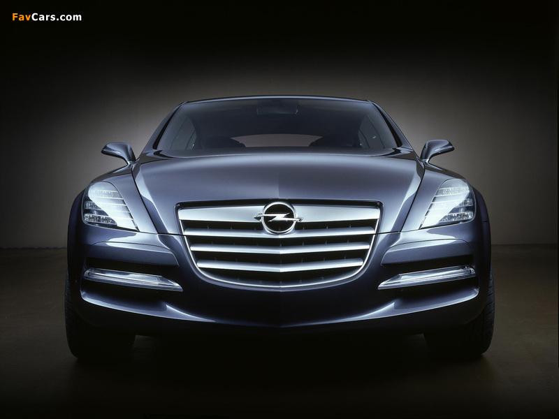 Photos of Opel Insignia Concept 2003 (800 x 600)