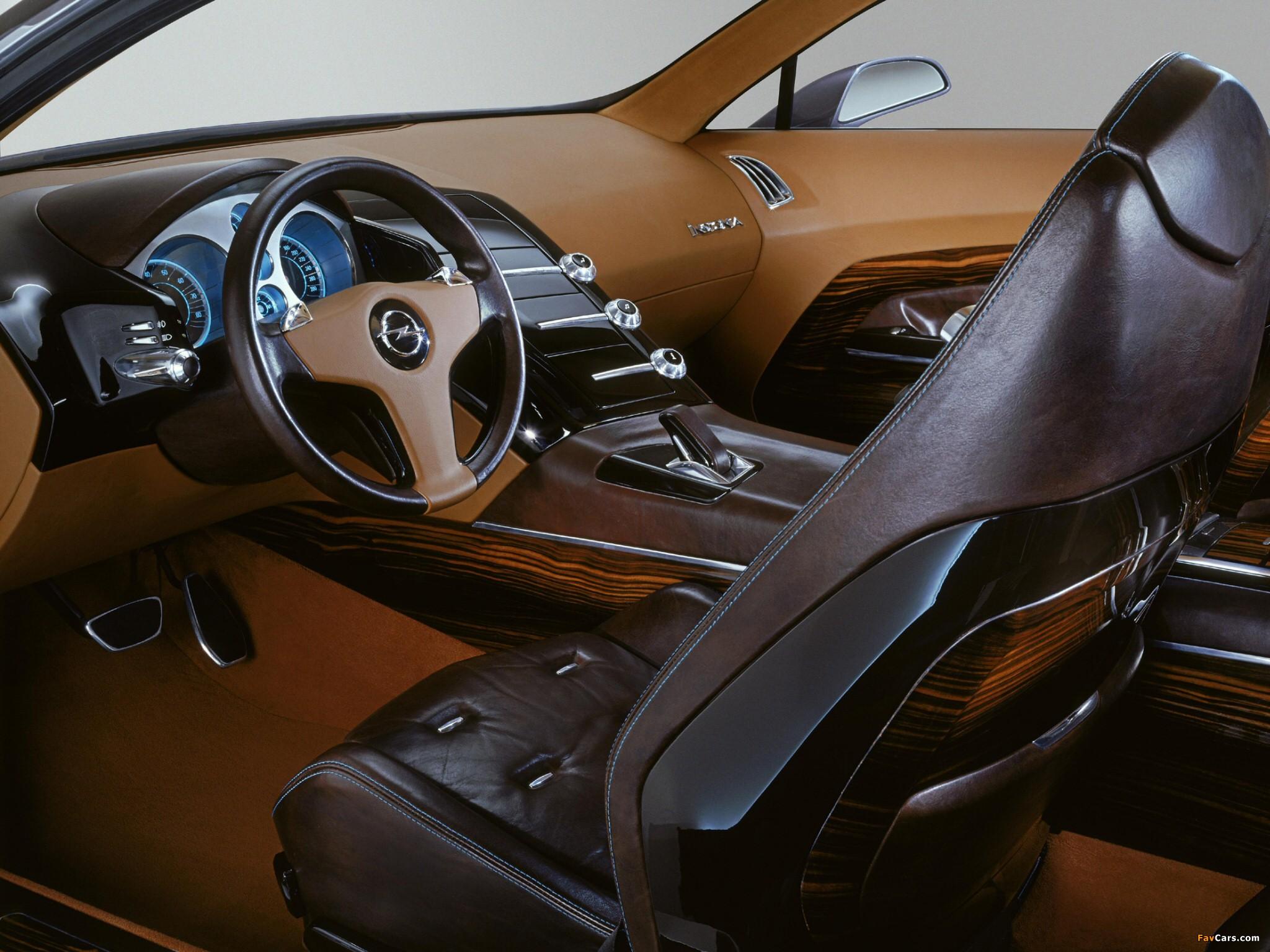 Photos of Opel Insignia Concept 2003 (2048 x 1536)