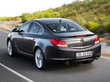 Photos of Opel Insignia 2008