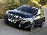 Photos of Opel Insignia OPC Sports Tourer 2009–13