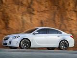 Photos of Opel Insignia OPC 2009–13
