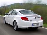 Photos of Opel Insignia ecoFLEX 2009–13