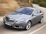 Photos of Opel Insignia BiTurbo 2012–13