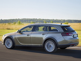 Photos of Opel Insignia Country Tourer 2013