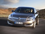 Photos of Opel Insignia Hatchback 2013