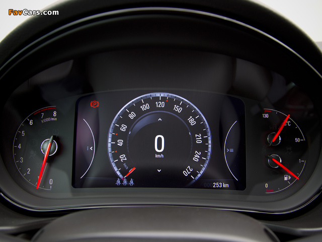 Photos of Opel Insignia Hatchback 2013 (640 x 480)