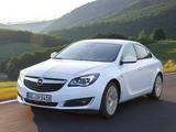 Photos of Opel Insignia 2013