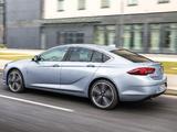 Photos of Opel Insignia Grand Sport Turbo D 2017