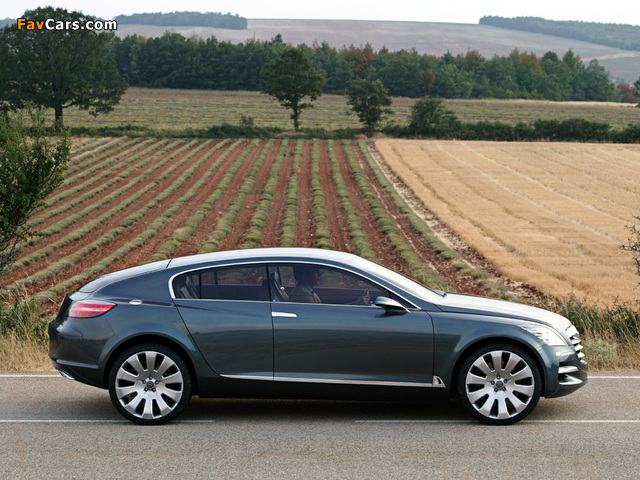 Pictures of Opel Insignia Concept 2003 (640 x 480)