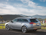 Pictures of Opel Insignia Sports Tourer 2008–13