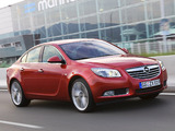 Pictures of Opel Insignia Turbo 2008–13