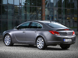 Pictures of Opel Insignia Hatchback 2008