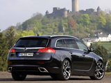 Pictures of Opel Insignia OPC Sports Tourer 2009–13