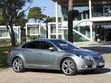 Pictures of Opel Insignia BiTurbo 2012–13