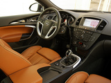 Pictures of Opel Insignia BiTurbo Sports Tourer 2012–13