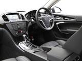 Pictures of Opel Insignia Turbo AU-spec 2012–13