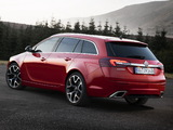 Pictures of Opel Insignia OPC Sports Tourer 2013