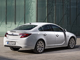 Pictures of Opel Insignia 2013