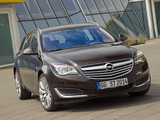 Pictures of Opel Insignia Sports Tourer 2013