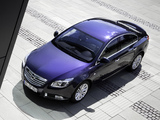 Opel Insignia 2008 wallpapers