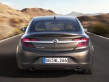 Opel Insignia Hatchback 2013 wallpapers