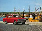 Images of Opel Kadett 4-door Sedan (B) 1965–73