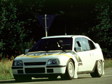 Images of Opel Kadett Rallye 4x4 Gr.B (E) 1985