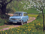 Opel Kadett Caravan (A) 1963–65 images