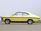 Opel Rallye Kadett Sprint (B) 1971–73 images