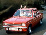 Opel Kadett Aero (C) 1976–78 photos