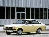 Opel Kadett GT/E (C) 1977–79 pictures