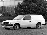 Opel Kadett Lieferwagen (D) 1979–85 photos