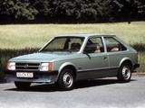 Opel Kadett 3-door (D) 1979–84 pictures