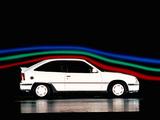 Opel Kadett GSi (E) 1984–91 pictures