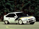 Opel Kadett Rallye 4x4 Gr.B (E) 1985 images